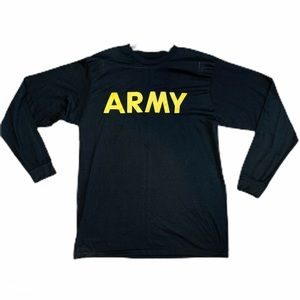 Other - Army long sleeve T-shirt